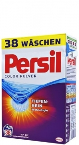 Persil Color DE - 2,47kg - 38 prań - Proszek do koloru