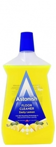 Astonish Floor Cleaner Zesty Lemon -  1l - Płyn do podłóg