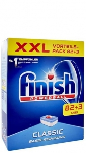 Finish Powerball Classic DE - 85 szt. - Tabletki do zmywarki