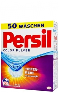 Persil Color DE - 3,25kg - 50 prań - Proszek do koloru