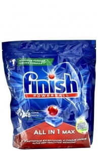 Finish Powerball All in one MAX Original - 48 szt. - Tabletki do zmywarki