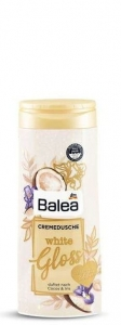 Balea White Gloss - 300ml - Żel pod prysznic