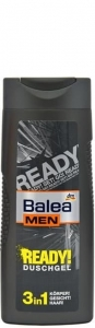 Balea Men Ready! 3in1 - 300ml - Żel pod prysznic
