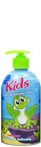 At Home Sence Bath & Shower Gel Kids - Happy Apple - 500ml -  Płyn do kąpieli dzieci