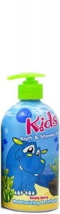At Home Sence Bath & Shower Gel Kids - Lovely Berry - 500ml - Płyn do kąpieli dzieci