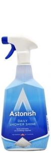 Astonish Daily Shower Shine - 750ml - Spray do prysznica i wanny
