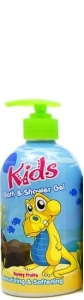At Home Sence Bath & Shower Gel Kids - Funny Fruits - 500ml -  Płyn do kąpieli dzieci