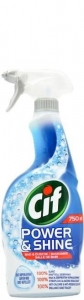 Cif  Power & Shine Bad - 750ml - Spray do łazienki