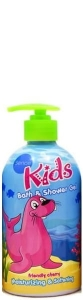 At Home Sence Bath & Shower Gel Kids - Friendly Cherry - 500ml - Płyn do kąpieli dzieci