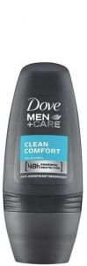 Dove Clean Comfort Men - 50ml - Roll-on